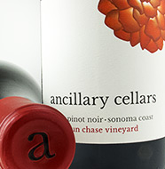 Ancillary Cellars Pinot Noir Sun Chase Vineyard 2012
