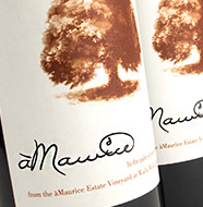 a`Maurice Cellars Red Blend 2010
