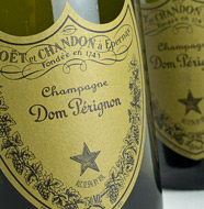 Dom Perignon David Lynch Label 2003