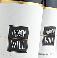 Andrew Will Merlot Columbia Valley 1995