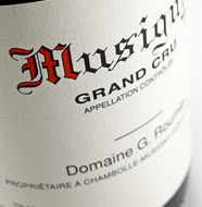 Georges Roumier Chambolle Musigny Les Cras 2005