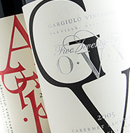 Gargiulo Vineyards Cabernet Franc 575 OVX Vineyard 2006 1.5L