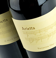 Arietta Red Wine Hudson Vineyard H Block 2007