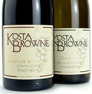 Kosta Browne Pinot Noir Gap`s Crown Vineyard 2013